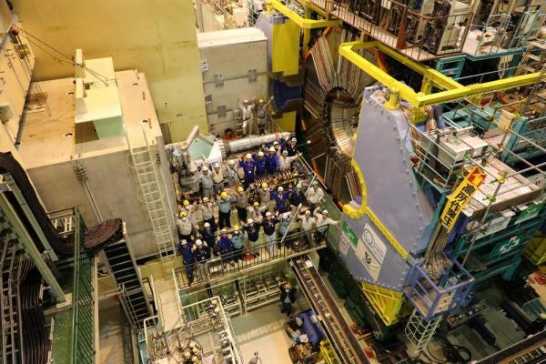 Разработки ИЯФ используют при строительстве крупнейшегоколлайдераSuperKEKB в Цукубе (Япония)
