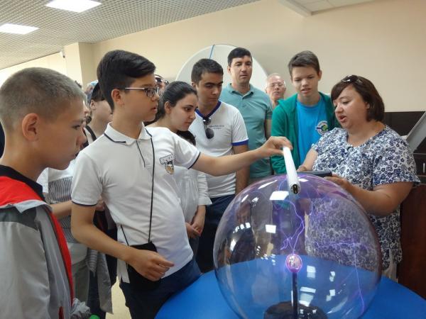 Участники Международной исследовательской экспедиции имени Тура Хейердала посетили Новосибирский Академгородок