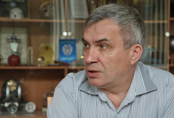 Ректор НГУ Михаил Федорук
