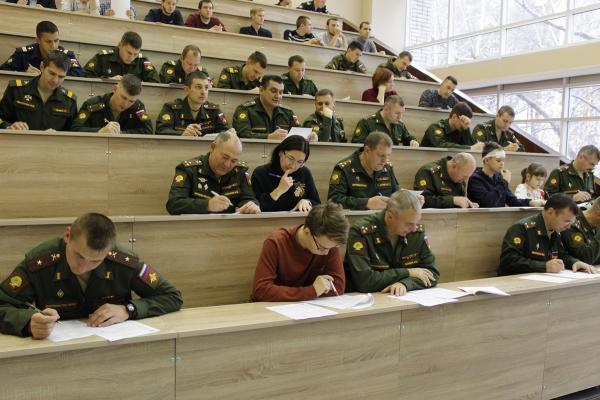 27 октября новосибирцы активно поддержали международную акцию Географический диктант