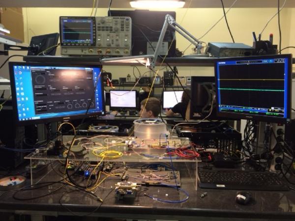 Российский квантовый центр запустил первую в России линию квантовой связи в городских условиях