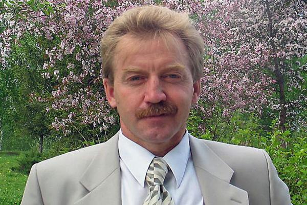 Мэр Кольцово Николай Красников