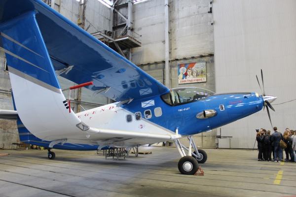 Сибирские ученые участвуют в разработке цельнокомпозитных самолетов