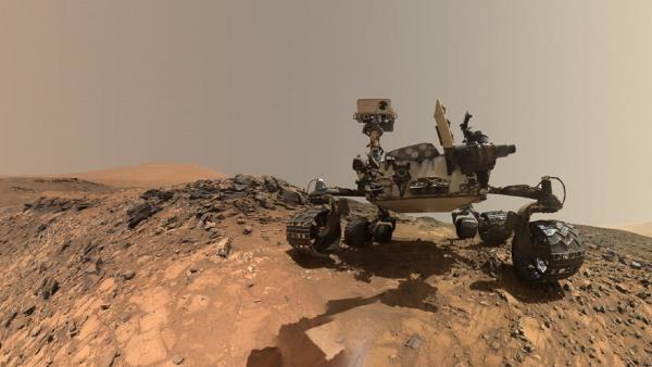 Пять лет со дня начала миссии марсохода Curiosity