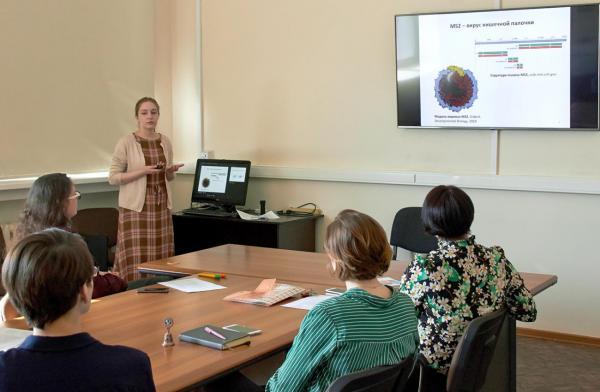 В ИЦиГ проходят мероприятия крупнейшей в Сибири студенческой научной конференции