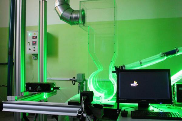 Новейшее оборудование позволяет специалистам Института теплофизики СО РАН работать над совершенствованием топочных устройств