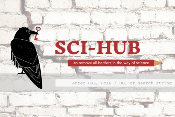 Сервис Sci-Hub прекратил работу на территории России