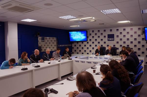 В пресс-центре «ИТАР-ТАСС Сибирь» прошел круглый стол: «Новосибирские предприятия год после санкций»