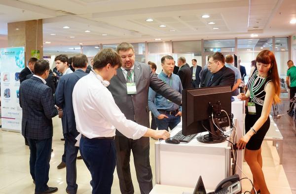 Вчера начал свою работу IX Сибирский Форум «Индустрия Информационных систем»
