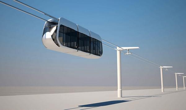 На заседании Клуба перспективных инициатив обсудили проект транспортно-инфраструктурной технологии, получившей название «SkyWay»