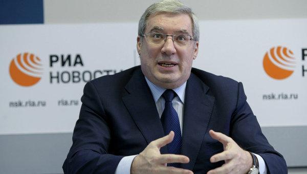 О скоростных поездах говорит уже полпред Президента в СФО