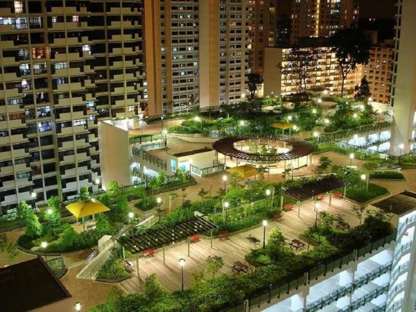 Как добиться гармонии с природой в отдельно взятом городе?