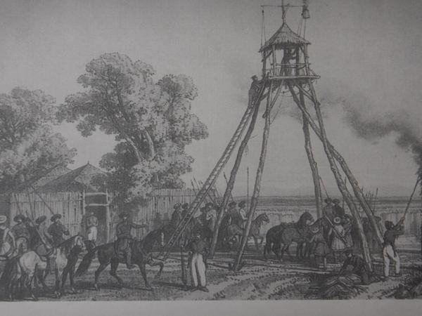 Археологи обнаружили на Иртыше маяк XVIII века