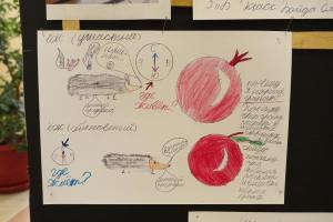 Как показывают рисунки учеников начальной школы, участвовать в проекте можно, начиная с любого возраста