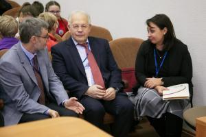 Показательно, что на открытии конференции присутствовали представители мэрии Новосибирска