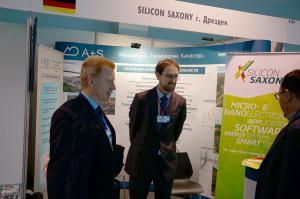 В числе участников - представители крупнейшего инновационного кластера Евросоюза SILICON SAXONY