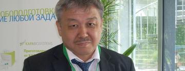 Уверен участник конференции PlantGen-2019Ерлан Туруспеков (Республика Казахстан)