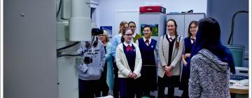 В Институте цитологии и генетики СО РАН создают нестандартные форматы для популяризации биологии среди школьников