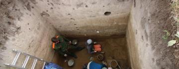 Накануне профессионального праздника, новосибирские археологи поделились новостями «с полей»