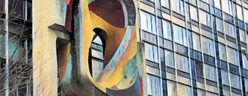 Репортаж овиртуальой экскурсии по необычным зданиям научных институтов