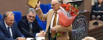 Академик РАН Юрий Петрович Никитин празднует свой юбилей