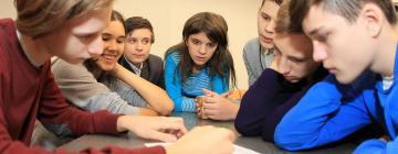 В компании «Дата Ист» провели «Открытый урок по геоинформатике» для старшеклассников