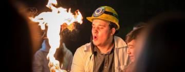 В Академгородке прошел научно-популярный фестиваль EUREKA!FEST