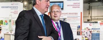 Итоги международного форума «Технопром» комментирует начальник департамента промышленности, инноваций и предпринимательства Александр Люлько