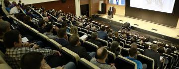 """XIV форум """"Современные технологии промышленной автоматизации"""" был посвящен юбилею компании «Модульные Системы Торнадо»"""