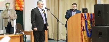Первый рабочий день в новом году начался для ФИЦ «Институт цитологии и генетики СО РАН» с тройного юбилея