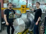 Школьник разработал механизм, упрощающий работу с установкой Института ядерной физики