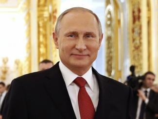 Президент Владимир Путин наградил пятерых новосибирцев