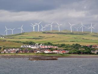 Оффшорная ветроэнергетика на Западе продолжает стремительный рост