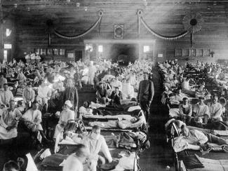 """История самой известной эпидемии гриппа и нулевого пациента """"испанки"""""""