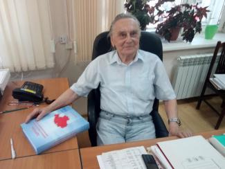 Интервью с основателем и первым директором НИИТПМ, академиком Юрием Никитиным