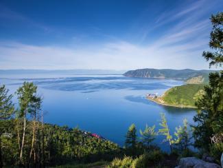Новосибирская компания выпустила интерактивную карту популярного туристического центра на Байкале