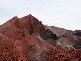 Сибирские вулканологи совместно с российскими и зарубежными коллегами изучили потенциальную опасность камчатских вулканов