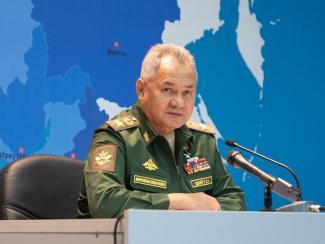 Новосибирский Академгородок посетил министр обороны России