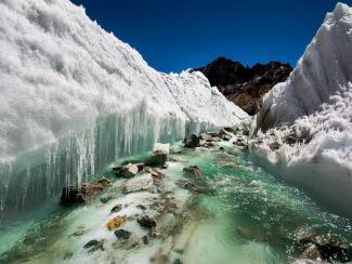 Альтернативный взгляд на причину глобального потепления