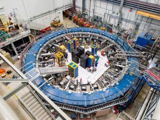 Результаты эксперимента Фермилаб подтвердили наблюдаемое нарушение Стандартной модели