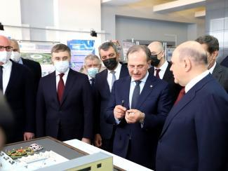 Михаил Мишустин распорядился поддержать развитие бор-нейтронозахватной терапии онкологических заболеваний в России