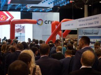 ИЦиГ представил свои проекты на форуме «Городские технологии»