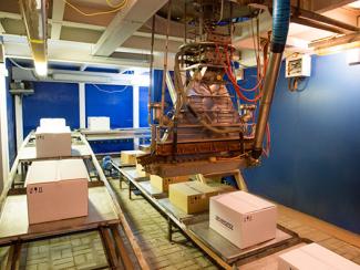 ИЯФ СО РАН сохранил прежний объем стерилизации медицинских изделий и готов увеличить его в два раза