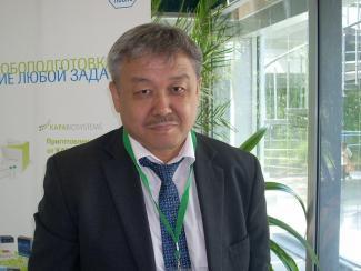 Уверен участник конференции PlantGen-21019Ерлан Туруспеков (Республика Казахстан)