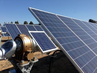 Возобновляемая энергетика бросает вызов ископаемому топливу
