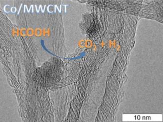 В ИК СО РАН разработали катализаторы для получения водородного топлива из муравьиной кислоты