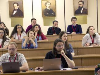 В Новосибирске прошла 11-я Международная школа молодых ученых «Системная биология и Биоинформатика»
