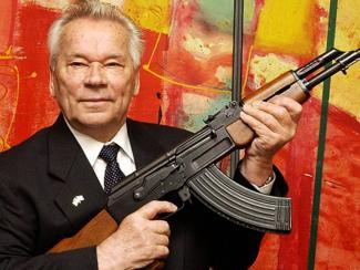 Был ли знаменитый АК-47 немецким изобретением?