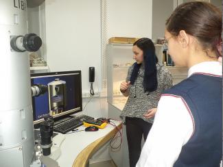 В День науки ИЦиГ СО РАН по традиции открыл свои двери для экскурсий школьников и студентов