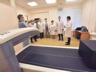 Новый проект направлен на высокотехнологичную медицинскую помощь новосибирцам